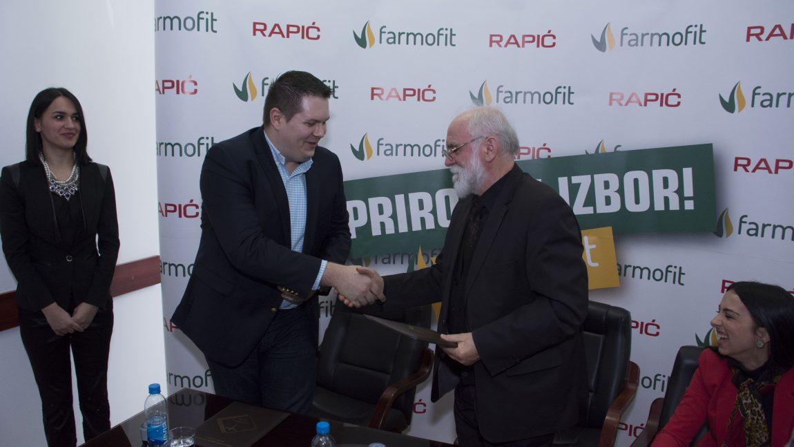 Kompanija Rapić stipendira studente Poljoprivrednog fakulteta u Banjaluci