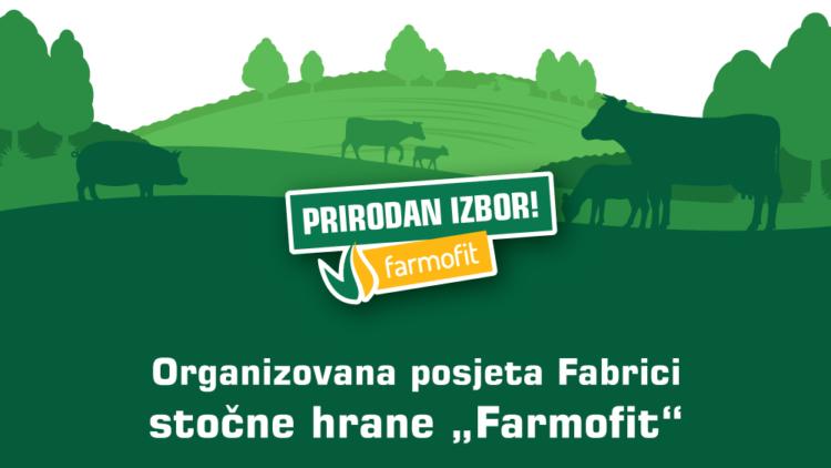 """Posjeta studenata Fabrici za proizvodnju stočne hrane """"Farmofit"""""""