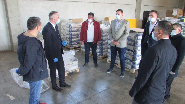 """Podrška resornog ministarstva i kompanije """"Rapić"""" za proizvođače soje"""