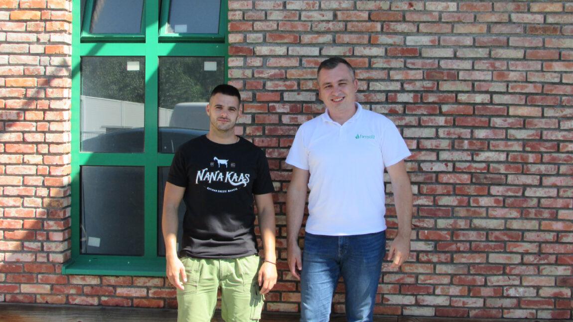 """FARMOFIT DOMAĆINI – FARMA KOZA """"NANA KAAS"""""""