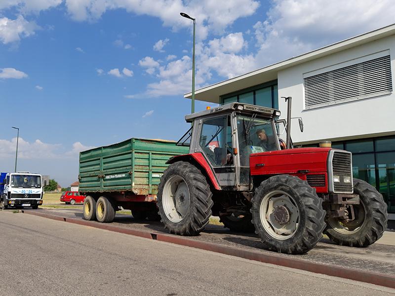 Farmofit: Prijem pšenice u punom jeku